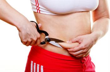 Как скинуть вес без диет