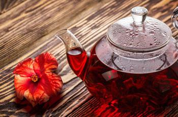 Как чай с гибискусом поможет вам похудеть