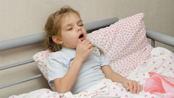 Кашель как симптом аденовируса