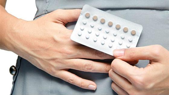 Оральные контрацептивы для регулирования гормонального фона
