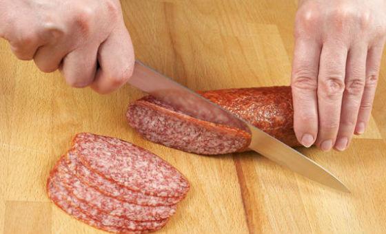 Это единственная система, на которой допустимо есть колбасу