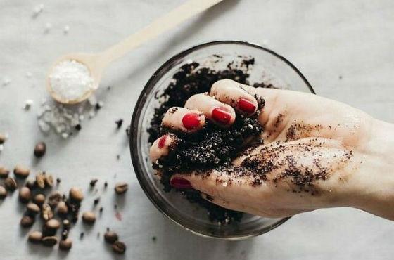 Какой должна быть консистенция пилинга из кофе