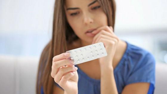 После начала приема противозачаточных таблеток наблюдаются выделения крови