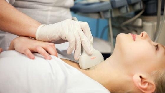 Диагностика и контроль множественных образований в щитовидке
