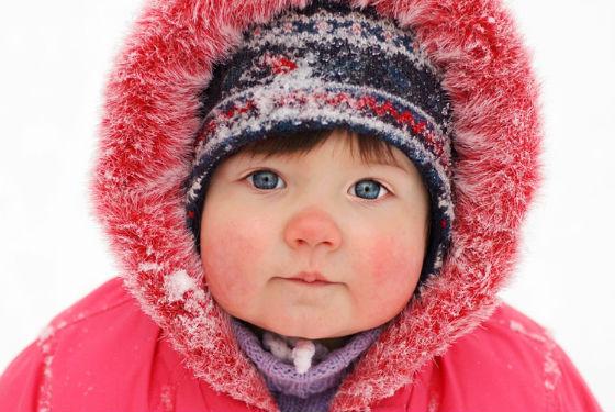 Для защиты кожи от мороза необходим специальный крем