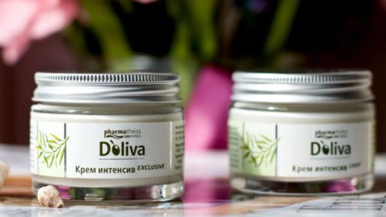 Средство с карбамидом D`oliva