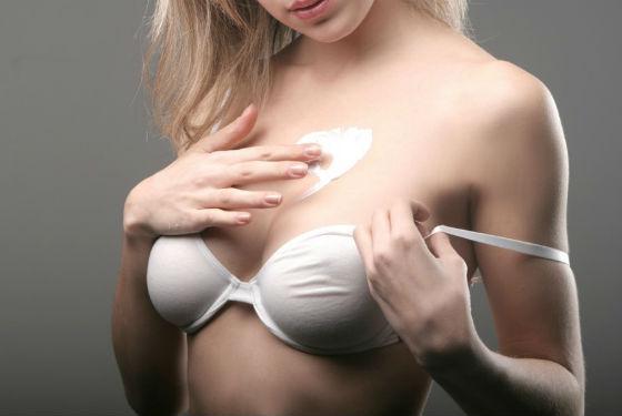 Кремы для поддержания упругости кожи бюста