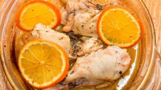 Вариант блюда из разрешенных продуктов на диете Усама Хамдий