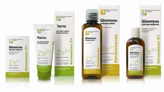 Лечебные составы для устранения шелушения кожи головы