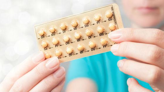 Устранение гормонального сбоя противозачаточными препаратами
