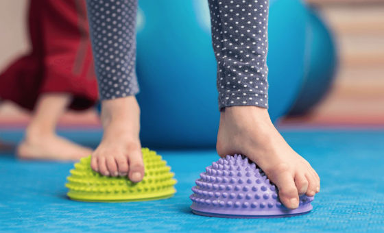 Лечение патологий развития стопы у ребенка