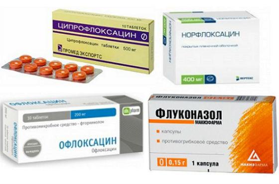 Лекарственные препараты для снятия воспаления уретры