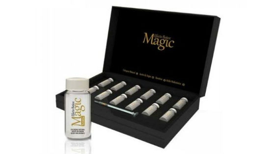 Ампулы Magic Efecto Botox от Tahe Cosmetics