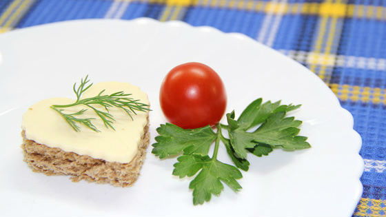 Диета по-французски предполагает строгое ограничение порций