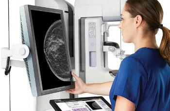 Что такое маммография молочных желез