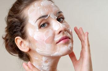 Маска из сметаны для сухой кожи лица