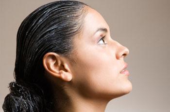 Питательная маска для сухих и ослабленных волос