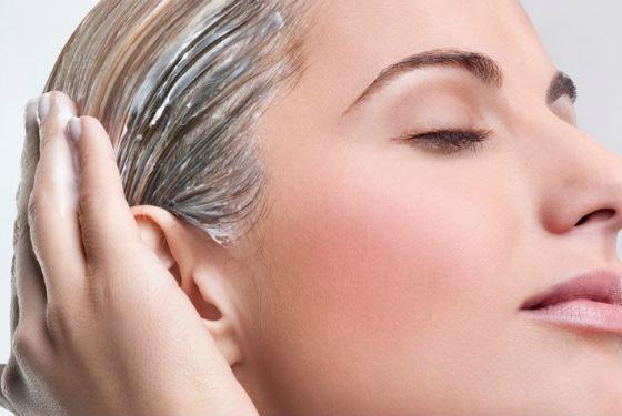 Топленое молоко в косметологии при изготовлении масок для волос