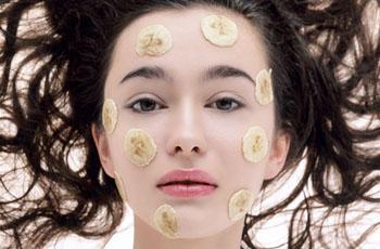 Маски для лица из банана, домашние рецепты для всех типов кожи