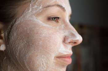 маска от морщин с желатином