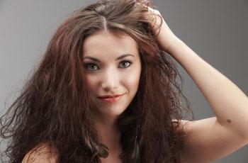 Маска для волос для ломких волос