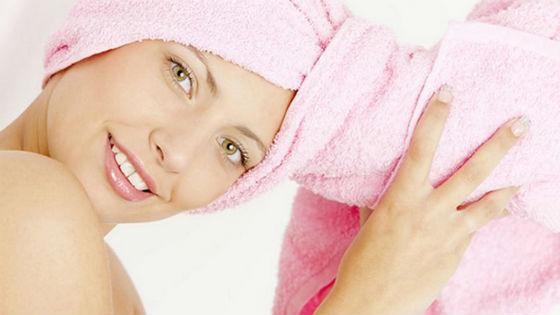 Утепляющий колпак из полотенца для маски