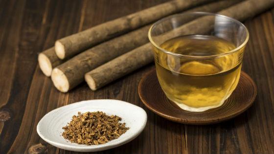 Приготовление масла из корневища репейника