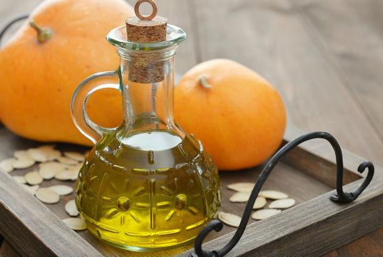 Тыквенное масло для красоты и здоровья