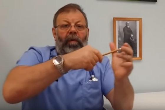 Массаж карандашом для снятия напряжения мышц
