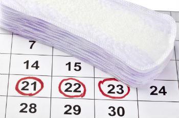 Мажущие выделения вместо менструации