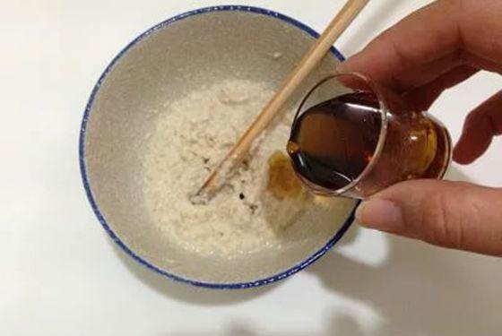 Питательный состав с медом и овсянкой