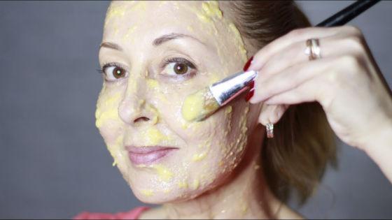 Медовые составы для подтягивания кожи