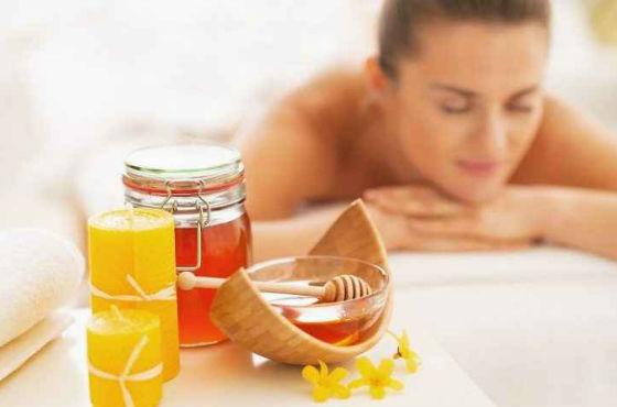 Обертывания с медом против целлюлита