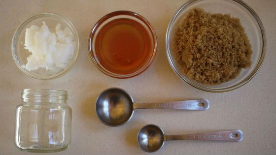 Набор для приготовления пилинга