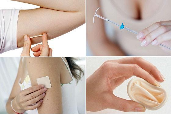 Способы контрацепции для кормящих мам