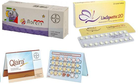 Микродозированные контрацептивы для молодых женщин