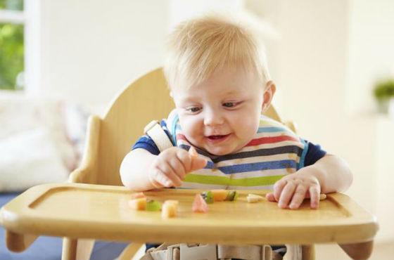 Микродозы различных продуктов для изучения малышом