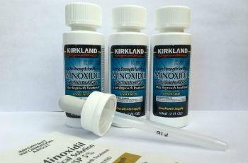 Применение миноксидила для укрепления волосяных фолликулов