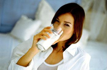 Диета на воде и молоке