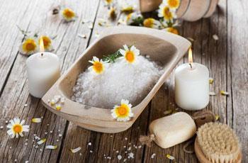 Полезные маски для волос с солью от выпадения и для очищения