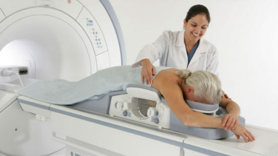 МРТ грудных желез