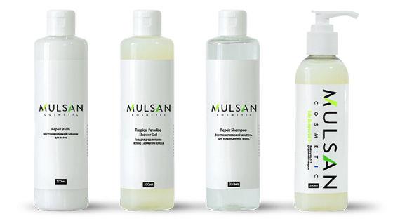 Бессульфатное средство для мытья волос от Мулсан