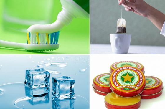 Народные средства для снятия воспаления при комариных укусах