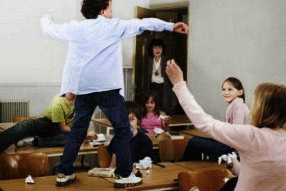 Школьники с отклонениями в поведении нередко бывают агрессивны