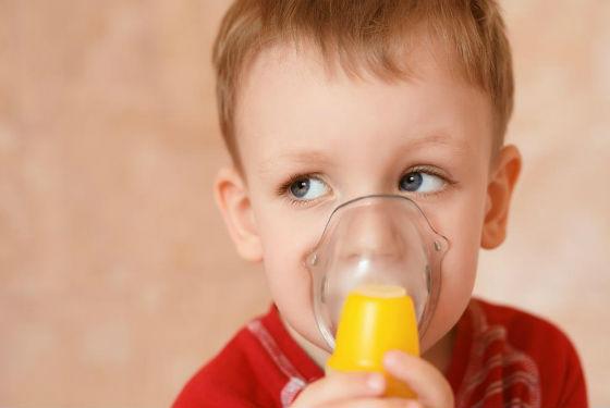 Применение небулайзера для излечения заболеваний дыхательных путей