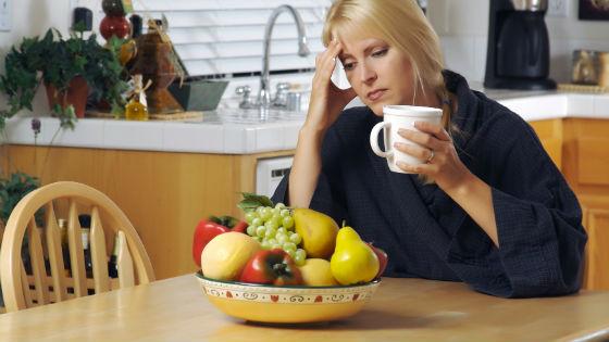 Недостаток гормонов чаще всего наблюдается в период климакса