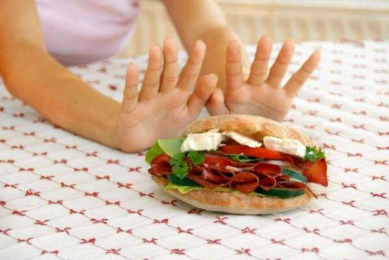 Лечебное питание предполагает полный отказ от фаст фуда