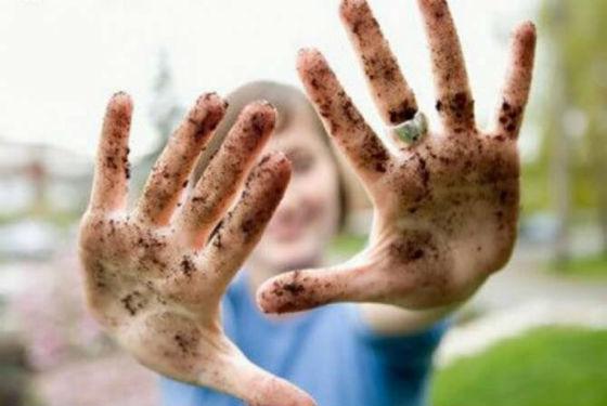 Грязные руки как причина заболеваний кишечника