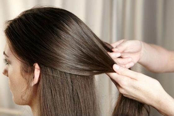 Тугие прически как причина болезненности кожи головы