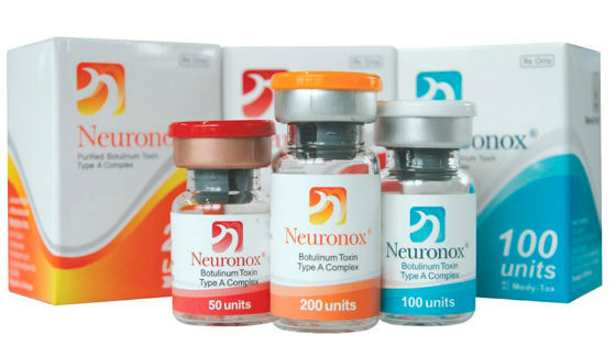 Нейронокс для коррекции морщин
